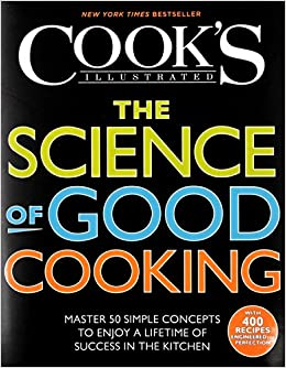 Science in the kitchen book