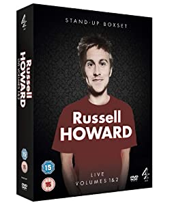 Russell Howard: Live - Volumes 1 And 2 [DVD]