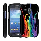 (Paint Fusion) Design Shell Cover Case for Samsung Galaxy S III (S3) Mini by ManiaGear