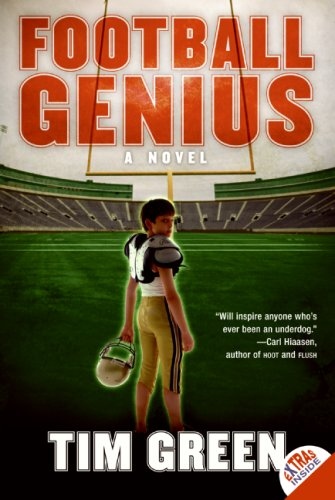 Football genuis by Tim Green