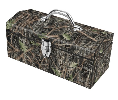 Sainty Art Works 24-065 Conceal Green Art Deco Tool Box (Toolbox Green compare prices)