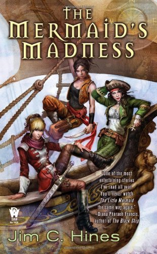 Cover of The Mermaid's Madness (PRINCESS NOVELS)