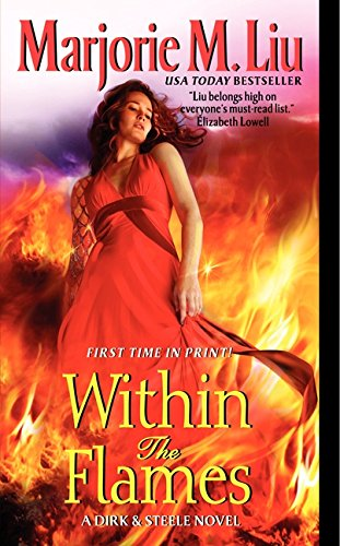 Image of Within the Flames: A Dirk & Steele Novel (Dirk & Steele Series)