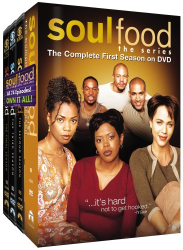 Soul Food - The Series: Complete Series Pack (Soul Food Dvd compare prices)