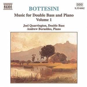 Stücke für Kontrabaß und Klavier Vol. 1
