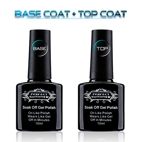 Perfect-Summer-Gel-Nail-Varnish-Clear-Base-Coat-and-Top-Coat-Dual-Sets-Starter-Kit