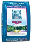 Natural Balance Ultra Premium Small Bite Formula Food, 12.5-Pound Bag