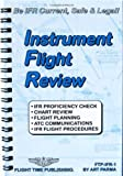 img - for Instrument flight review (Flight bag series) book / textbook / text book