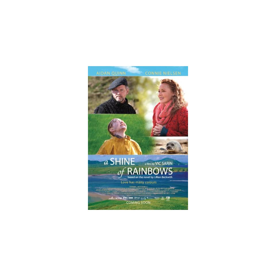 A Shine Of Rainbows Movie Poster 27 X 40 Inches 69cm X