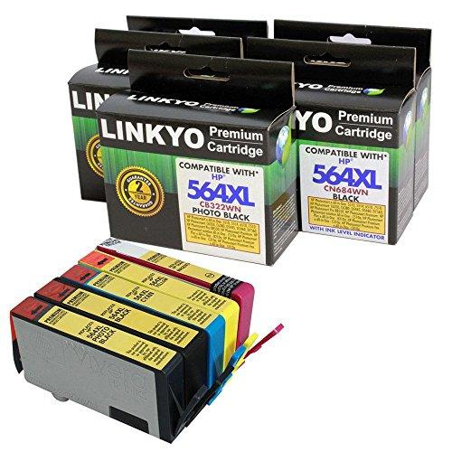 40 Pk New Ink Jet Bundle Set for Canon PGI-225 CLI-226 MG5320 MX892 MX882 MX712