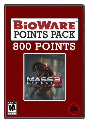 BioWare Points 800 From Ashes [Online Game Code]