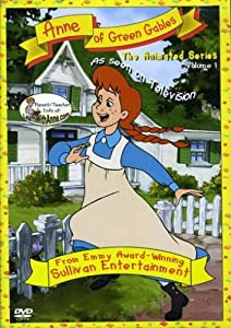 Anne Green Gables: Animated Series 1 [DVD] [Region 1] [US Import] [NTSC]