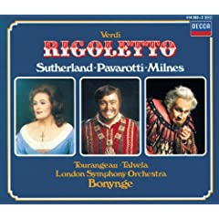 "Verdi: Rigoletto / Act 1 - ""Questa o quella...Partite? Crudele!"""