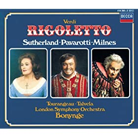 """Verdi: Rigoletto / Act 3 - """"La donna � mobile"""" - """"E l� il vostr'uomo"""""""