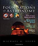 Foundations of Astronomy (with AceAstronomy(TM), Virtual Astronomy Labs Printed Access Card) (0495015784) by Seeds, Michael A.