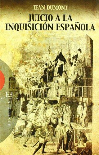 Juicio a la Inquisición española (Ensayo)