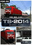 Train Simulator 2014 - DB BR 145 Loco Add-On Steam Code (PC)