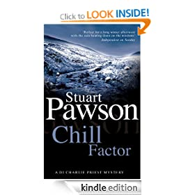Chill Factor (DI Charlie Priest Mystery)