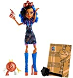 Monster High Art Class Robecca Steam Doll