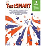 TestSMART Math Operations and Problem Solving Grade 3: Help for Basic Math Skills, State Competency Tests, Achievement Tests