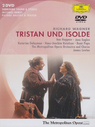 Cover art for  Richard Wagner - Tristan und Isolde (James Levine, Metropolitan Opera Orchestra)