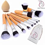 Start Makers Bamboo Makeup Brushes -1...