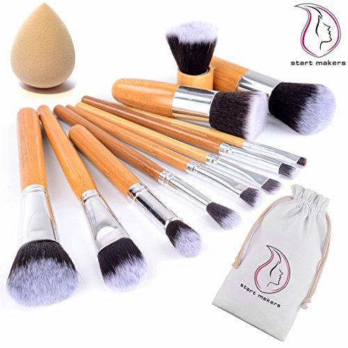 start-makers-bamboo-makeup-brushes-12pcs-natural-make-up-brushes-vegan-make-up-brush-set-pro-cosmeti