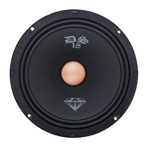 Ds18 Bd-Mr8 Black Diamond 1000 Watts 8-Inch Midrange Speaker