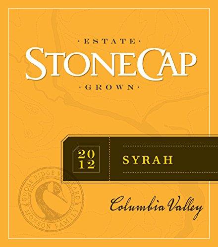2012 Stonecap Columbia Valley Estate Grown Syrah 750 Ml