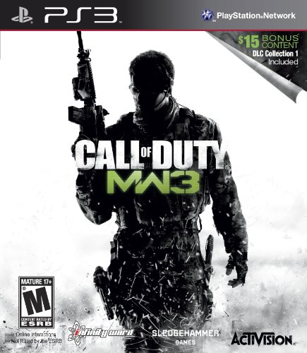 Call of Duty: Modern Warfare 3 with DLC