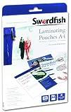 Swordfish A4 Laminating Pouches 2x75 mic (Box 25)