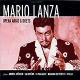 Mario Lanza ~ Opera Arias & Duets, from Andr¨¦a Chenier ¡¤ La Boh¨¨me ¡¤ I Pagliacci ¡¤ Madama Butterfly ¡¤ Otello by Lanza, Mario (2001) Audio CD