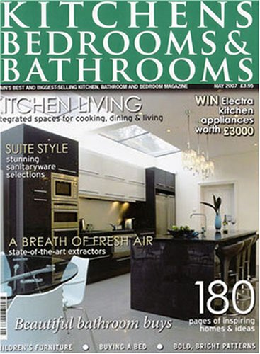 Kitchens Bedrooms & Bathrooms Magazine