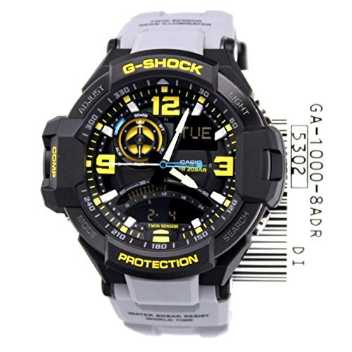 casio gshock ga10008a aviation series mens luxury