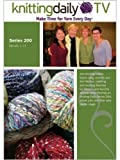 img - for Knitting Daily TV, Series 200 book / textbook / text book
