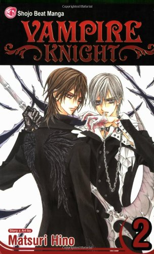 Vampire Knight, Vol. 2
