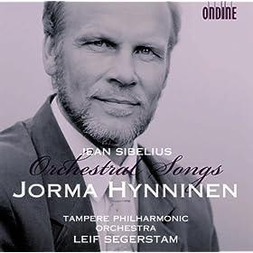 Sibelius, J.: Orchestral Songs