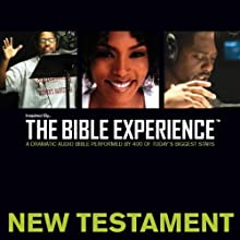 Inspired By...The Bible Experience: New Testament (       UNABRIDGED) by Inspired By Media Group Narrated by Angela Bassett, Cuba Gooding Jr., Samuel L. Jackson, Blair Underwood