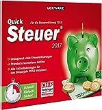 Software - QuickSteuer 2017 (für Steuerjahr 2016 - Frustfreie Verpackung)