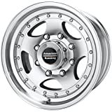 "American Racing Custom Wheels AR23 Machined Wheel With Clearcoat (15x7""/5x114.3mm, -6mm offset)"