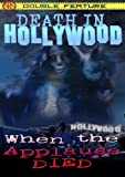 Death in Hollywood & When the Applause Died [DVD] [Import]