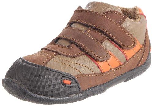 Jumping Jacks Euro Playtime Sneaker (Toddler),Brown,19 W Eu (4 W Us Toddler) front-68789