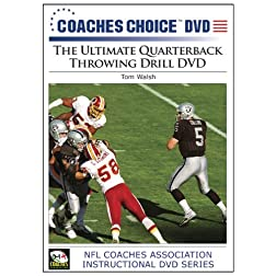 The Ultimate Quarterback Throwing Drill DVD