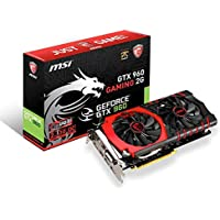 MSI GTX 960 GAMING 2GB Video Card