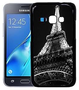 FCS Printed 2D Designer Hard Back Case For Samsung Galaxy J1(2016) -10230