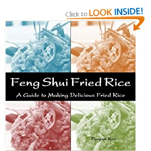 Feng Shui Fried Rice Cookbook