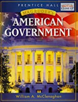 MAGRUDER' S 2007 AMERICAN GOVERNMENT (Magruder's American Government)