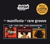 echange, troc Compilation - Manifesto Of Rare Groove/Vol.4-6