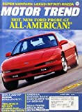 Hot, All-American Ford Probe GT - June, 1992