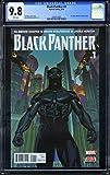 Black Panther #1 - CERTIFIED CGC 9.8